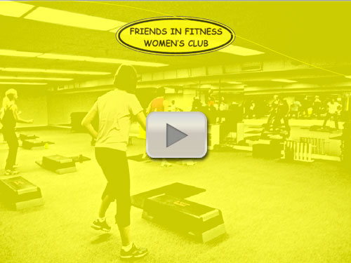 Friends in Fitness Video Image